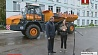 """Самосвал """"Мара"""" может перевозить 24 тонны грузов в условиях самого сложного бездорожья Самазвал """"Мара"""" можа перавозіць 24 тоны грузаў ва ўмовах самага складанага бездарожжа MARA, new development of Amkodor"""