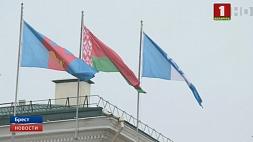 Заседание Совмина Союзного государства пройдет сегодня в Бресте Пасяджэнне Савета Міністраў Саюзнай дзяржавы пройдзе сёння ў Брэсце Meeting of Council of Ministers of Union State to be held in Brest today