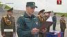 74 бойца пополнили ряды белоруской пожарной службы  74 байцы папоўнілі рады беларускай пажарнай службы