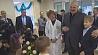 Александр Лукашенко посетил детский центр медреабилитации Пралеска Аляксандр Лукашэнка наведаў дзіцячы цэнтр медрэабілітацыі Пралеска President visits children's medical rehabilitation center Praleska