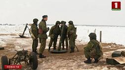 В Вооруженных силах Беларуси продолжается комплексная проверка боеготовности Ва Узброеных сілах Беларусі працягваецца комплексная праверка боегатоўнасці