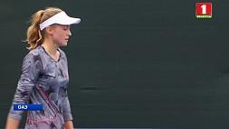 Александра Саснович  вышла в 1/16 финала турнира в Дубае Аляксандра Сасновіч  выйшла ў 1/16 фіналу турніру ў Дубаі