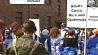 """В Польше  более 10 000 человек вышли на """"Марш живых"""" У Польшчы  больш за 10 000 чалавек выйшлі на """"Марш жывых"""""""