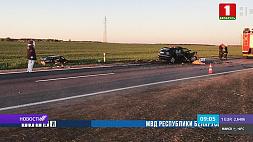 На трассе М5 при лобовом столкновении погибли три человека На трасе М5 пры лабавым сутыкненні загінулі тры чалавекі