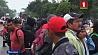 Новый караван мигрантов направляется к границе Мексики с США Новы караван мігрантаў накіроўваецца да мяжы Мексікі з ЗША