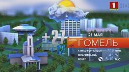Прогноз погоды на 21 мая Прагноз надвор'я на 21 мая