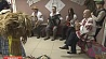 В Березинском районе попрощались с колядными праздниками  У Бярэзінскім раёне развіталіся з каляднымі святамі