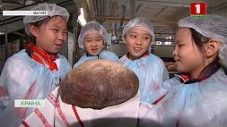 Школьники из Китая четыре дня гостили в Могилеве Школьнікі з Кітая на чатыры дні завіталі ў Магілёў