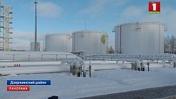 В Беларуси запустили первый магистральный нефтепродуктопровод У Беларусі запусцілі першы магістральны нафтапрадуктаправод