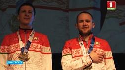 Ю. Голуб и его лидер Д. Будилович выиграли золото чемпионата мира по лыжным гонкам и биатлону среди паралимпийцев  Ю. Голуб і яго лідар Д. Будзіловіч выйгралі золата чэмпіянату свету па лыжных гонках і біятлоне сярод паралімпійцаў