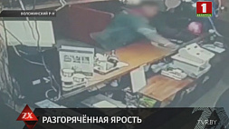В Воложинском районе местный житель разбил кассовый аппарат