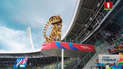"30 июня в 21:55 на ""Беларусь 1"", ""Беларусь 5"" и на сайте tvr.by прямая трансляция  закрытия II Европейских игр"