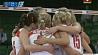 Женская сборная Беларуси (U-18) по волейболу одерживает третью викторию на ЧЕ  Жаночая зборная Беларусі (U-18) па валейболе атрымлівае трэцюю вікторыю на ЧЕ  Belarusian national women's team scores third victory at U18 Volleyball European Championship