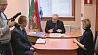 В Орше обсудили перспективы развития мясоконсервного комбината  Prospects for development of meat-canning plant discussed in Orsha
