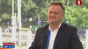 Виктор Владимирович Бабарикин - гость нашей студии