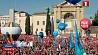 Крупнейшую акцию протеста за последние годы провели итальянские профсоюзы Найбуйнейшую акцыю пратэсту за апошнія гады правялі італьянскія прафсаюзы