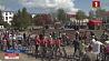 Любители двухколесного транспорта открыли велосезон в Заславле Аматары двухколага транспарту адкрылі веласезон у Заслаўі