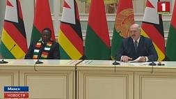 Беларусь стремится к постепенному выходу на стратегический уровень сотрудничества с Зимбабве Беларусь імкнецца да паступовага выхаду на стратэгічны ўзровень супрацоўніцтва з Зімбабвэ Belarus seeks to gradually reach strategic level of cooperation with Zimbabwe