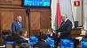 Вице-премьер Владимир Дворник приступил к исполнению своих обязанностей Віцэ-прэм'ер Уладзімір Дворнік пачаў выконваць свае абавязкі