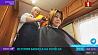 В Гомельской области появилась парикмахерская на колесах  У Гомельскай вобласці з'явілася цырульня на колах
