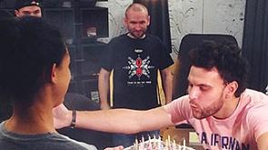 День рождения Юзари, Online дневник