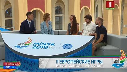 """В студии """"Динамо"""" - группа NIZKIZ"""
