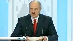 Пресс-конференция Президента Беларуси Александра Лукашенко для представителей отечественных и зарубежных СМИ. Телеверсия.