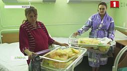 За первую неделю нового года в Витебской области родились 140 детей За першы тыдзень новага года ў Віцебскай вобласці нарадзіліся 140 дзяцей