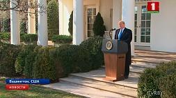 Трамп впервые применит вето, если конгресс попытается оспорить его решение ввести режим ЧС Трамп упершыню прыменіць вета, калі кангрэс паспрабуе аспрэчыць яго рашэнне ўвесці рэжым НЗ