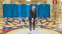 Касым-Жомарт Токаев лидирует на выборах главы государства Касым-Жамарт Такаеў лідзіруе на выбарах кіраўніка дзяржавы