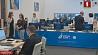 Оперативно-координационный центр ІІ Европейских игр начал работу в Минске Аператыўна-каардынацыйны цэнтр ІІ Еўрапейскіх гульняў пачаў працу ў Мінску Operational Coordination Center for II European Games begins work in Minsk