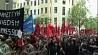 Первомайские шествия в Берлине закончились слезоточивым газом и водометами Першамайскія шэсці ў Берліне скончыліся слёзатачывым газам і вадамётамі