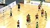 Спортивная новость дня Спартыўная навіна дня Belarus national handball team wins another European Championship qualifying match in Minsk Sports Palace today