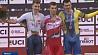 Евгений Королек приносит сборной Беларуси золотую медаль этапа Кубка мира по велоспорту на треке Яўген Каралёк прыносіць зборнай Беларусі залаты медаль этапу Кубка свету па веласпорце на трэку Yevgeny Koroliok wins gold for Belarus at Track Cycling World Cup