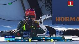 Международный союз биатлонистов сообщил, что седьмой этап Кубка мира в канадском Кэнморе завершен Міжнародны саюз біятланістаў паведаміў, што сёмы этап Кубка свету ў канадскім Кэнмары завершаны