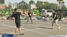 В Минске завершается фестиваль уличного футбола  У Мінску завяршаецца фэст вулічнага футбола  Festival of street football ends in Minsk
