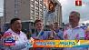 Сегодня огонь II Европейских игр прибыл в Гродненскую область Сёння агонь II Еўрапейскіх гульняў прыбыў у Гродзенскую вобласць Flame of Peace continues to travel to significant places in our country. Torch of II European Games arrives in Grodno Region