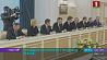Александр Лукашенко встретился с руководством Совета Министров