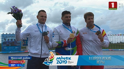 7th Day of II European Games brings 4 gold, 3 silver and 4 bronze medals to national team of Belarus