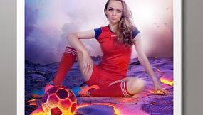 """Календарь """"Козел про футбол-2016"""". Август"""