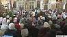 Православные верующие во всем мире встретили   Рождество Христово Праваслаўныя вернікі ва ўсім свеце сустрэлі   Нараджэнне Хрыстовае