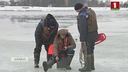 Сотрудники службы спасения на водах переходят на усиленный режим работы Супрацоўнікі службы ратавання на водах пераходзяць на ўзмоцнены рэжым працы