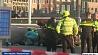 В Амстердаме у центрального вокзала автомобиль протаранил группу людей