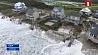"""Ураган """"Флоренс"""" обрушился на восточное побережье США Ураган """"Флорэнс"""" абрынуўся на ўсходняе ўзбярэжжа ЗША"""