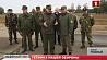 А. Лукашенко: Боеспособные вооруженные силы - один из гарантов независимости А. Лукашэнка: Баяздольныя ўзброеныя сілы - адзін з гарантаў незалежнасці А.Lukashenko:  Strong armed forces are one of the guarantors of independence