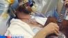 Необычная нейрохирургическая операция прошла в США Незвычайная нейрахірургічная аперацыя прайшла ў ЗША