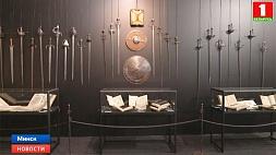 Почувствовать себя рыцарями смогут болельщики и гости II Европейских игр Адчуць сябе рыцарамі змогуць балельшчыкі і госці II Еўрапейскіх гульняў Exhibition of antique weapons to be prepared for fans and guests of II European Games