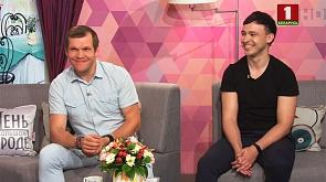 Игорь Жаборовский и Дмитрий Балтрукевич