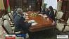 Александр Лукашенко провел совещание с руководством Администрации Президента Аляксандр Лукашэнка правёў нараду з кіраўніцтвам Адміністрацыі Прэзідэнта