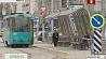 В Минске восстановили движение трамваев  У Мінску аднавілі рух трамваяў